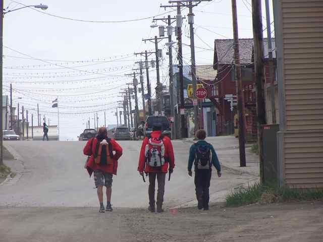 Equipage à Nome