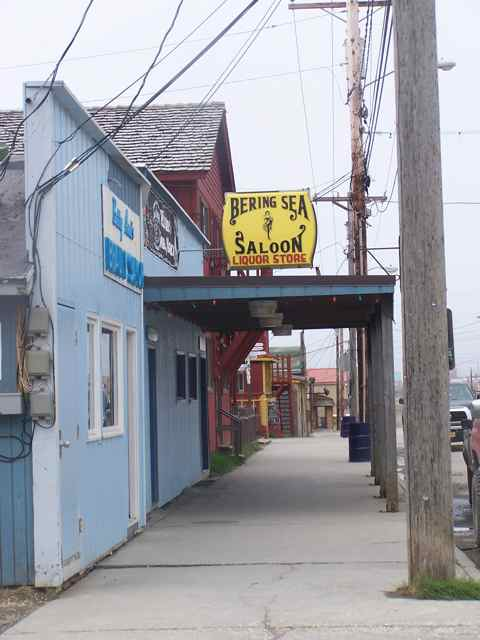 Bering saloon